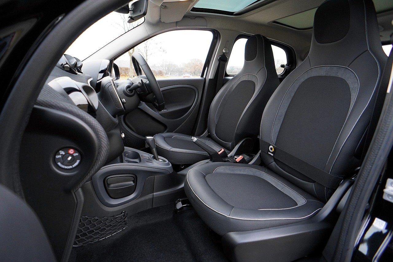 Samochód - siedzenia